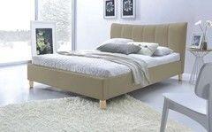 Кровать Кровать Halmar Sandy 160x200 (бежевый)