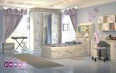 Детская комната Детская комната Сканд Мебель Леди 3
