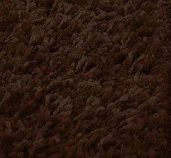 Ковровое покрытие Витебские ковры Шегги SH49 Шоколад