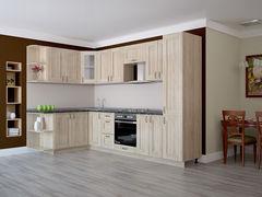 Кухня Кухня Интерлиния Мила Хольц 1.4х2.4