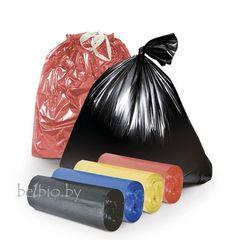 БелБиоХаус Полиэтиленовые пакеты для мусора (120 л)