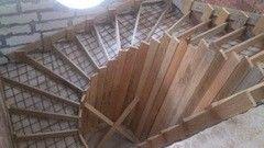 Лестница из бетона ЭФАЛ-СтройБел Вариант 47