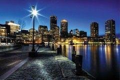 Фотообои Фотообои Vimala Набережная Бостона