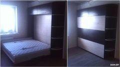 Мебель-трансформер Кровать-шкаф Mebelin Пример 16