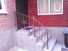 Элементы ограждений и лестниц ИП Нежащий Н.Н. Пример 72