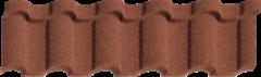 Композитная черепица Композитная черепица Luxard Roman Панель нестандартная