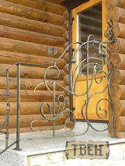 Элементы ограждений и лестниц Твен Декоративное ограждение ДО-17