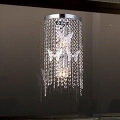 Настенный светильник Crystal Lux BLOOM AP CROMO