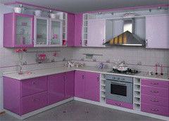 Кухня Кухня Алфексгрупп №15 (Крашенный МДФ)