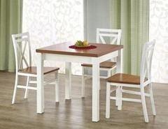 Обеденный стол Обеденный стол Halmar Gracjan (ольха/белый)