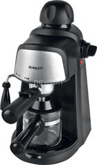 Кофеварка Кофеварка Scarlett Бойлерная кофеварка  Scarlett SC-037