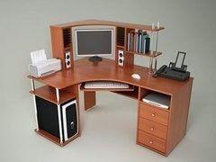 Письменный стол Антарес-Дисконт Пример 127