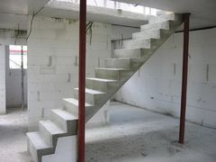 Лестница из бетона ИП Сопин А.В. Пример 162
