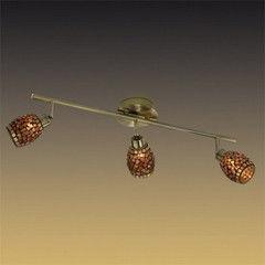 Настенно-потолочный светильник Odeon Light Glosse 2167/3W