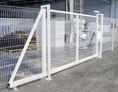 Grand Line Откатные ворота для панельных ограждений