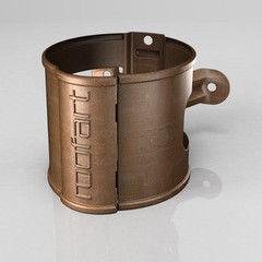 Водосточная система Roofart Scandic Copper BB - хомут для трубы