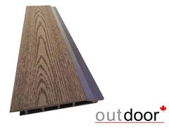 Декинг Декинг Outdoor ДПК 1203 166x20x4000 мм коричневая