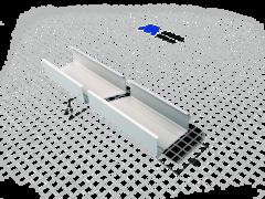 Профиль Профиль АрсеналМеталл ПС 100-50 0.5 мм