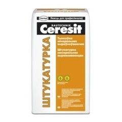Штукатурка Штукатурка Ceresit цементная 25 кг