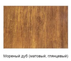 Сайдинг Сайдинг МеталлПрофиль Lбрус Дуб мореный матовый (3 м)