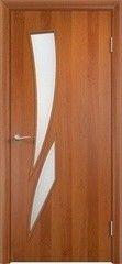 Межкомнатная дверь Межкомнатная дверь VERDA С-2 ДО (ламинированная)