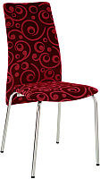 Кухонный стул Nowy Styl Muza Chrome (EC-02)