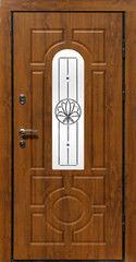 Входная дверь Металлические двери Ваша рамка А-мега Лилия