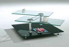 Журнальный столик Valtera из закаленного стекла 8мм без УФ печати