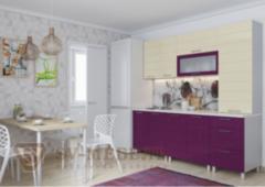 Кухня Кухня SV-Мебель Лаура Баклажан