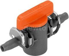 Система автоматического полива Gardena Клапан Gardena Кран запорный 4,6 мм 3/16 дюйма [8357-29]