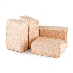 Топливо Брикеты из древесных опилок (10 кг)