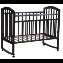 Детская кровать Кроватка Антел Алита-2 (венге)