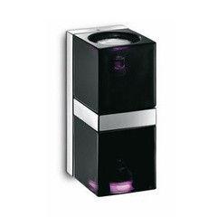 Настенный светильник Fabbian Cubetto Black Glass D28 D01 02