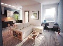 Дизайн гостиной ХоумСистемс Проект 4