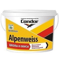 Краска Краска Condor Alpenweiss 15л