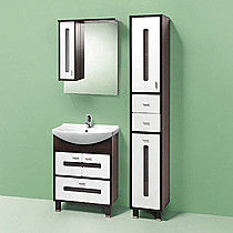 Мебель для ванной комнаты Акваль Бали 65