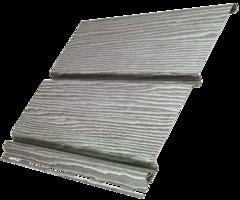 Софит Ю-пласт Timberblock Дуб серебристый 230х3400