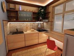 Кухня Кухня БелБоВиТ Пример 11