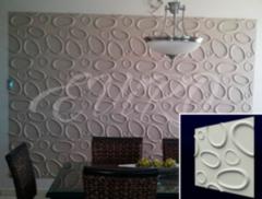 Декоративная стеновая панель Декоративная стеновая панель EViRO Брызги