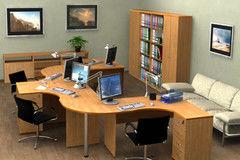 Мебель для персонала Гармония Уюта Вариант 74