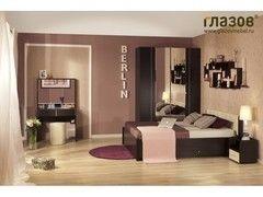 Спальня Глазовская мебельная фабрика Спальня Berlin 2