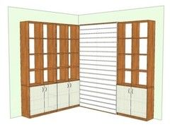 Торговая мебель Торговая мебель МебельДизайнПроект Пример 39