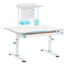 Детский стол TCT Nanotec М6+XS (газ-лифт, лоток и надстройка)