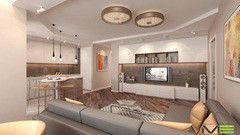 Дизайн квартир и коттеджей Maze Studio Проект 25