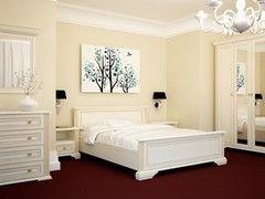 Спальня BRW Вайт