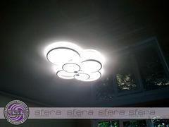Натяжной потолок Sfera Comforta Пример 21