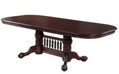 Обеденный стол Обеденный стол Малазийская мебель HNDT-4296-SWC