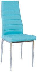Кухонный стул Signal H-261 (голубой/хром)