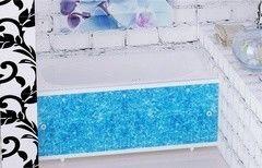Экран под ванну Метакам Кварт топаз 1680