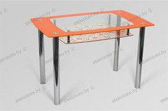 Обеденный стол Обеденный стол Стеклолюкс С 28-09 Франческа